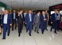 İSTANBUL VALİSİ - Bakan Özhaseki Açıklaması Büyüme Hızında Birinci Sıradayız'