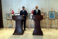TUNUS - Bakan Soylu, Tunuslu Mevkidaşıyla Bir Araya Geldi