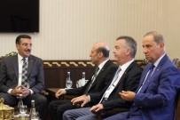 DEREKÖY - Bakan Tüfenkci'den Hızlı Tren Ve Dereköy Sınır Kapısı Hakkında Açıklama