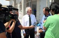 ŞEBEKE SUYU - Başkan Kamil Saraçoğlu Açıklaması TCDD Tarafından Yapılmakta Olan Alt Geçitler Aralık Ayında Hizmete Sunuluyor