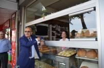 MEHMET ÇETIN - Başkan Sargın Mesaiye Esnafla Başlıyor