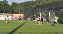 NEVZAT DEMİR - Beşiktaş'ın Konyaspor Mesaisi Sürdü