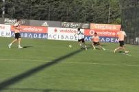 NEVZAT DEMİR - Beşiktaş, Konyaspor Maçı Hazırlıklarını Sürdürdü