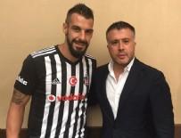 BEŞIKTAŞ FUTBOL YATıRıMLARı - Beşiktaş Negredo'yu borsaya bildirdi