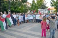 POLITIKA - Besni İslami Dayanışma Platformundan İsrail'e Mescid-İ Aksa Tepkisi