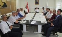 Bitlis'te OSB Müteşebbis Heyeti Toplantısı