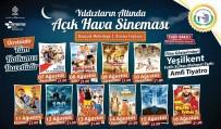 BOZÜYÜK BELEDİYESİ - Bozüyük Türk Sinemasının Seçkin Filmleri İle Açık Havada Buluşuyor