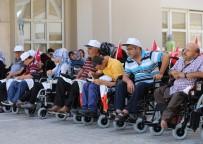 TÜRKİYE SAKATLAR KONFEDERASYONU - Büyühşehir'den Engellilere Yardım Eli