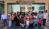 ZİHİNSEL ENGELLİLER - Büyükşehir'den Engellilere Müze Gezintisi