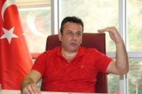 Celil Hekimoğlu Yatırım Adası'ndaki Yer Ve Enerji Sorununa Dikkat Çekti