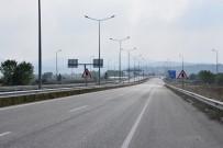 AHMET ARSLAN - Çevre Yolunda Kavşak Düzenlemesi