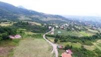 HÜSEYİN ÜZÜLMEZ - Dağ Altı Yürüyüş Ve Bisiklet Yolu Projesi Hayata Geçiyor