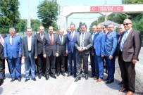 ORHAN ÇIFTÇI - 'Dereköy'de Kendimize Yakışır Bir Kapıyı Yapacağız'