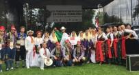 MEKSIKA - ESOGÜ HAMER Halk Oyunları Ekibi Polonya'da