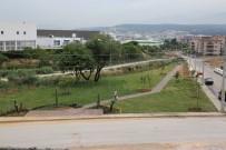 GAZİEMİR BELEDİYESİ - Gaziemir'e Adalet Ve Üç Fidan Parkı