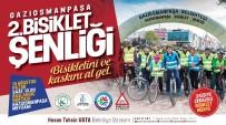 GENÇLİK MECLİSİ - Gaziosmanpaşa 2. Bisiklet Şenliği Başlıyor