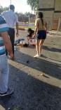 SAKIP SABANCI - Genç Kızın Öldüğü Feci Kaza Kameralarda