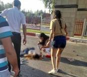 SAKIP SABANCI - Genç Kızın Öldüğü Kaza Kamerada