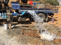 DEĞIRMENDERE - Gülenkaya'ya Yeterli İçme Suyu