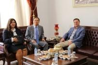 LÜTFÜ SAVAŞ - Güney Kore Büyükelçisi Cho Hatay'da