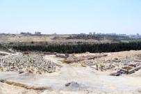 DRENAJ ÇALIŞMASI - Güneykent Mezarlığı Genişletiliyor