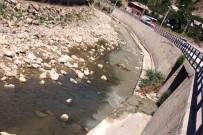 KİMYASAL MADDELER - Harşit Çayı Çimento Atıkları İle Kirletiliyor, Balıklar Ölüyor