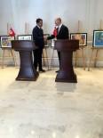 TUNUS - İçişleri Bakanı Soylu, Tunus İçişleri Bakanı Majdoub İle Bir Araya Geldi