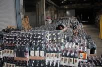 ALKOLLÜ İÇKİ - İçki Fabrikalarındaki Vergi Kaçakçıları Devleti 20 Milyon Lira Zarar Uğratmış