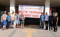 GREV - İzmir'de Vapur Seferleri Başlıyor