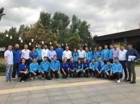 KAĞıTSPOR - Kağıtsporlu Karateciler Türkiye Şampiyonasına Hazır
