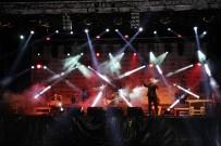 KUĞULU PARK - Kalkınma Şöleni'nde Oğuz Yılmaz Konseri