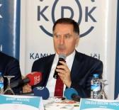 BAŞDENETÇİ - Kamu Başdenetçisi Malkoç Açıklaması 'Müftü Dediğiniz At Arabacıları Derneği Yöneticisi Değil'