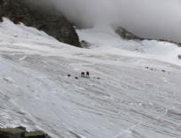 YABANİ HAYVANLAR - Kayıp ceset 30 yıl sonra buzların içinde bulundu