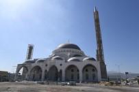 YENI CAMI - Kayseri OSB'de Cami Yapımı Çalışmaları Devam Ediyor