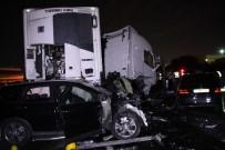 GURBETÇI - Katliam gibi kaza: 6 kişilik aile yok oldu
