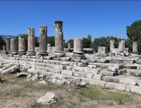 OSMAN HAMDİ BEY - Lagina Kutsal Alanı'ndaki kazılar yeniden başlayacak