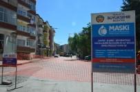 DIŞ MÜDAHALE - Malatya'da Alt Yapı Çalışmaları