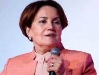 MERAL AKŞENER - Meral Akşener'e 'Maho'lu tepki