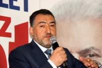HıZLı TREN - Milletvekili Mustafa Şükrü Nazlı Açıklaması YHT'de Kütahya-Eskişehir Ve Kütahya-Afyonkarahisar Hatları Öncelikli Olacak