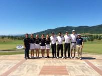 LEON - Milli Golfçüler Avrupa Şampiyonası'nda Yarı Finalde