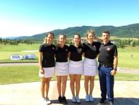 LEON - Milli Golfçüler Avrupa Takım Şampiyonası'nda Yarı Finale Yükseldi