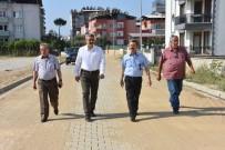ERDEMIR - Nazilli'de Üst Yapı Çalışmaları Sürüyor