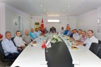 MURAT HÜDAVENDIGAR - Oda Başkanları Kumluca'da Toplandı