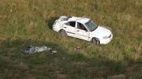 Otomobil Uçuruma Yuvarlandı Açıklaması 2 Ölü, 5 Yaralı