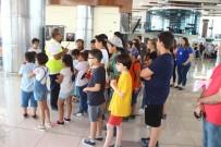 APRON - (ÖZEL HABER) Minik Öğrenciler Havacılıkla Tanıştı