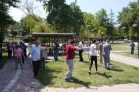 BOZÜYÜK BELEDİYESİ - Piknik Yaparak Stres Attılar