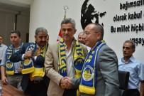 SİİRT VALİSİ - Siirt Köy Hizmetleri YSE Spor Kuruldu