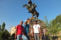 BAŞAKŞEHİR BELEDİYESİ - Sultan Alpaslan Anıtı Onarılıyor