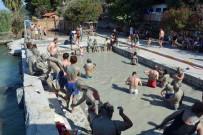 RADYOAKTİF - Sultaniye Kaplıcalarına Yerli Ve Yabancı Turist İlgisi