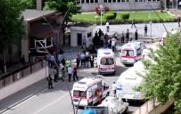 1 MAYıS - Tahliye Edilen 19 DEAŞ Şüphelisi Hakkında Yakalama Kararı